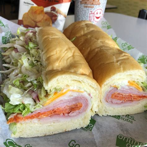 goodcents deli fresh subs home facebook