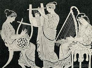 ancient greek musicians the tempest pinterest With documents of ancient greek music