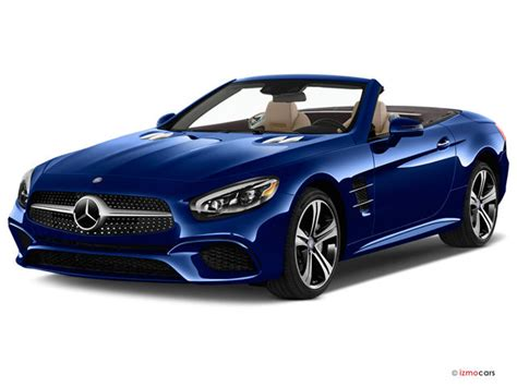 Mercedes-benz Sl-class Prices, Reviews And Pictures
