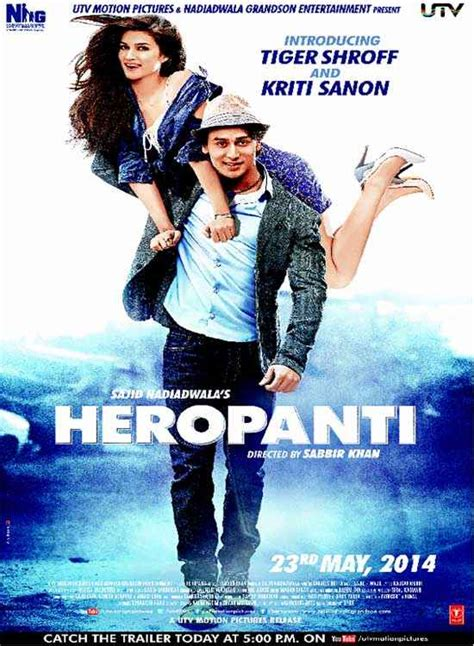 photo de film heropanti télécharger