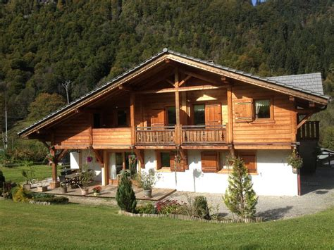 apartment in a chalet in the mountains in sixt fer 647522