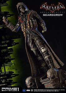 Batman Arkham Knight Scarecrow Statue By Prime 1 Studio