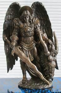 Christian Saints and Mystics Statues and Miniatures