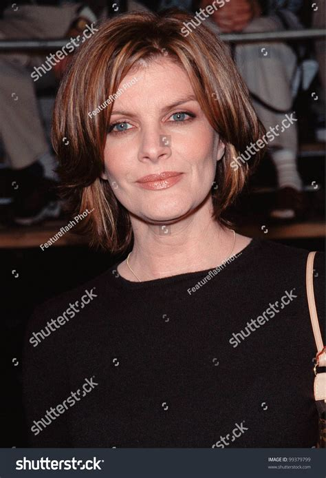 rene russo james russo 08nov99 actress rene russo world premiere stock photo