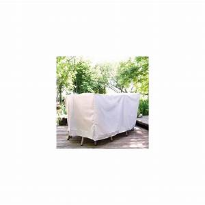 Housse De Protection Table De Jardin : housse de protection table 160 x 95 cm 6 fauteuils plantes et jardins ~ Teatrodelosmanantiales.com Idées de Décoration