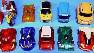 MeCard car toys - Card transformers crash playing cars ...  Toy