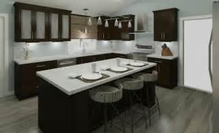 Houzz Kitchens With Islands Houzz Kitchen Trends Hatchett Design Remodel