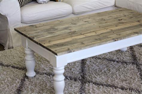 Farmhouse coffee table diy plans from farmhouse on boone. Nifty Thrifty Momma: Farmhouse Style Coffee Table
