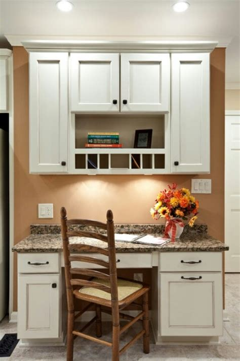 small kitchen desk ideas built in kitchen desk kitchen ideas pinterest dark