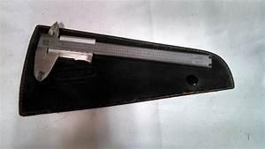 Fs  Vernier Caliper  German  Craftsman