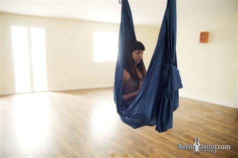 columpio de yoga aereo  asas hecho en espana