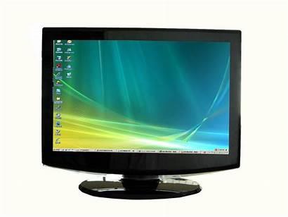 Computer Monitor Screen Class Test Pc Stump