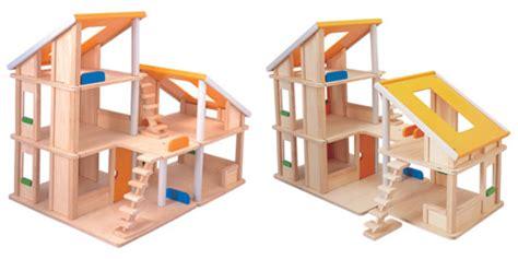 playful minitecture  ultra modern dollhouse designs