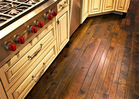 hickory laminate flooring wide plank scraped floors by wide plank artisan