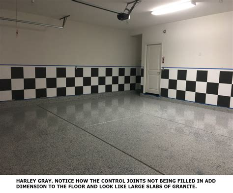 100 concrete floor in existing garage polished concrete