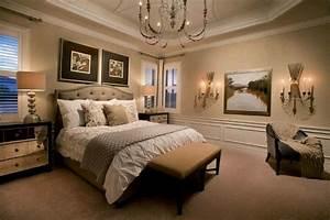 Elegant Master Bedroom | Interior Decorating | Pinterest