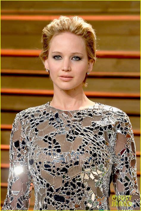 Full Sized Photo Of Jennifer Lawrence Vanity Fair Oscars