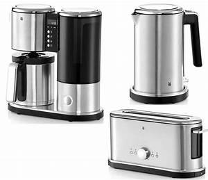 Wmf Mini Kaffeemaschine : wmf lineo fr hst cksset thermo wasserkocher toaster und kaffeemaschine ebay ~ Orissabook.com Haus und Dekorationen
