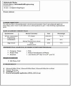 resume templates microsoft word for freshers resume With resume format for freshers free download in ms word