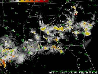 Fog Cloud Detection Low Cimss Loop Goes