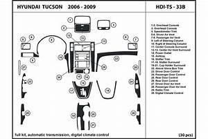 Dl Auto U00ae Hyundai Tucson 2006