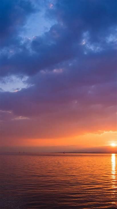 Sunset Sunrise Iphone Sky Wallpapers