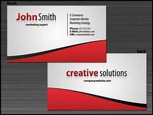 Design your own business cards tips and tutorials for How to do business cards