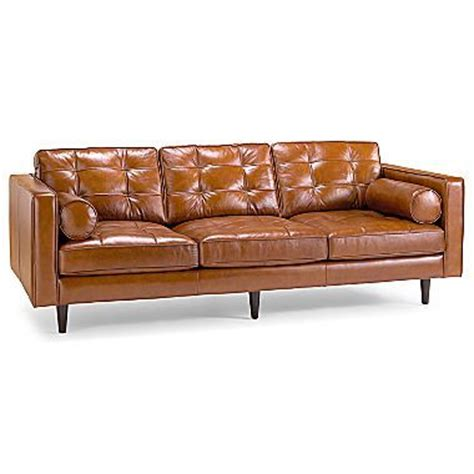 jcpenney oasis darrin leather sofa oasis darrin leather sofa jcpenney chrissy