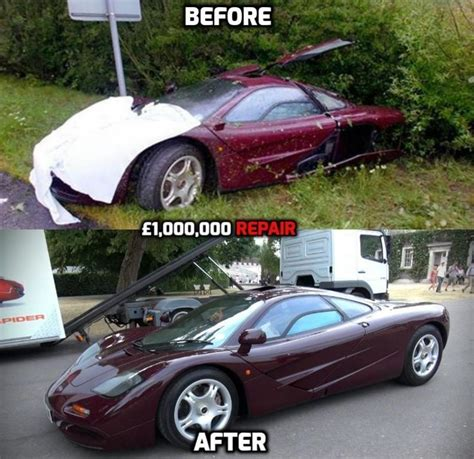 Bugatti Veyron Worth by Repair Cost Worth A Bugatti Veyron Or A 918 Spyder