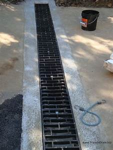 For More Information On The Econodrain Trench Forming