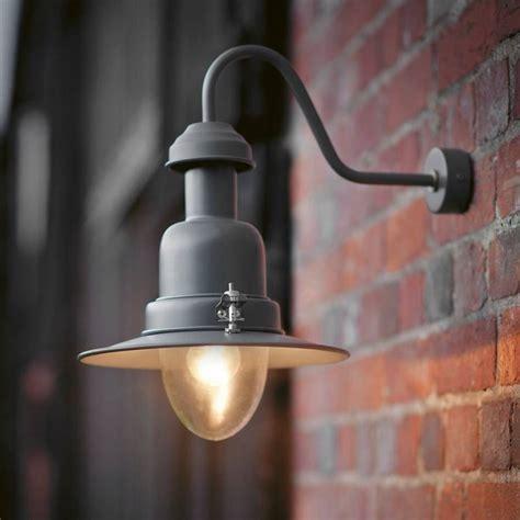 wall mounted fishing light by garden selections notonthehighstreet com