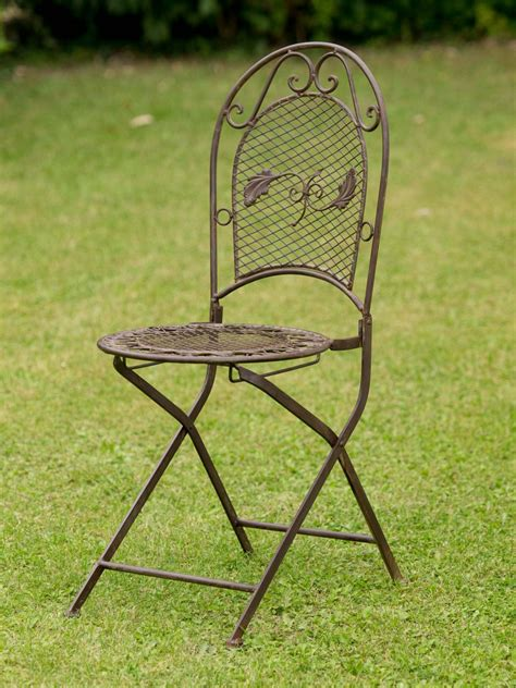 antique style garden furniture set table 2 chairs