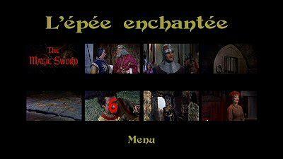 magic l menu epee enchantee l the magic sword chronique critique