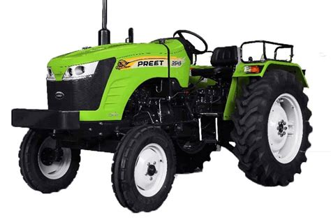 Preet Tractors Price List In India Features Specifications