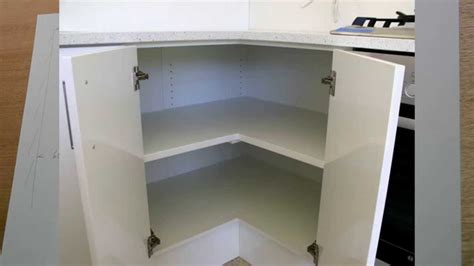 corner cabinet problems  solutions youtube