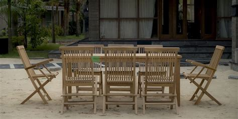 indonesian teak garden outdoor furniture manufacture wholesale
