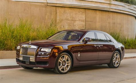 2019 Rolls Royce Ghost Series Ii  Car Photos Catalog 2018