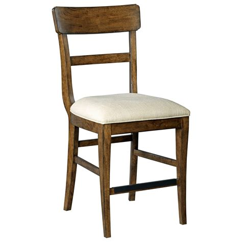 oak counter stool the nook solid wood counter height stool with performance 1131