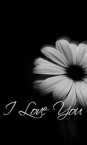 Black And White Love Mobile Wallpaper - Easy Pic Download