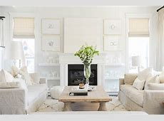 Sofas Facing Each Other Transitional living room