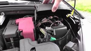 Peugeot 308 Fuse Box Location Video