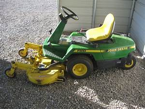 1991 John Deere F510 Lawn  U0026 Garden And Commercial Mowing