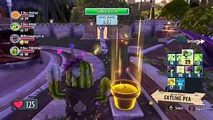 Rese, U00f1a, De, Plants, Vs, Zombies, Garden, Warfare