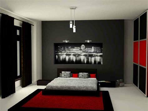 chambre a coucher noir chambre blanc et noir chaios com