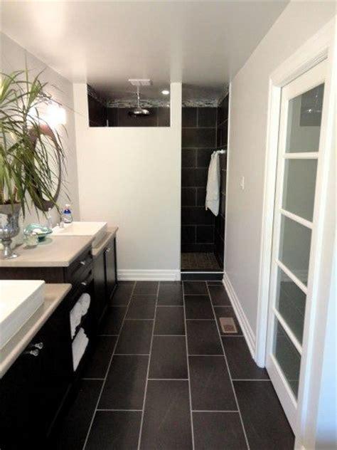 my master bathroom modern budget friendly light walls