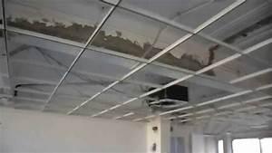 Climatisation Encastrable Plafond : climatisation systeme cassette youtube ~ Premium-room.com Idées de Décoration