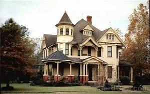 Viktorianisches Haus Kaufen : queen anne victorian home plans queen ann victorian design home aurora indiana houses ~ Markanthonyermac.com Haus und Dekorationen