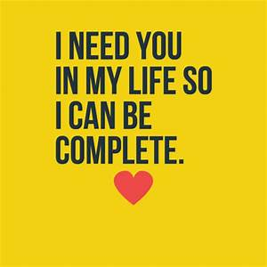 Top 80 I Need You Quotes - Status Quotes for Whatsapp