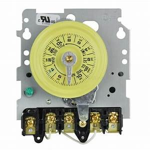 Intermatic T104m Mechanical Time Switch Mechanism Only For