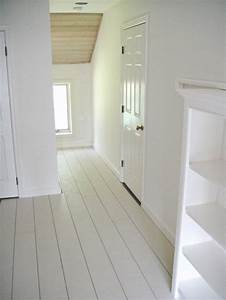 Calico petals painted floors for How to paint a wooden floor white